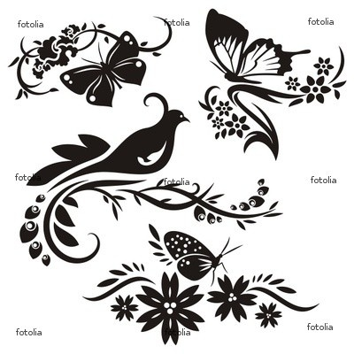 Border Art & Stencil - 1 ~ katilbalina   decoupage pictures