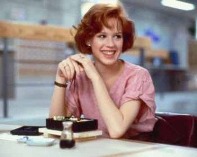 Molly Ringwald- The Breakfast Club: Molly Ringwald, The Breakfast Club, Mollyringwald, John Hugh, Redheads, 80S Movies, Thebreakfastclub, 80 S, Old Ladies