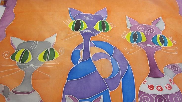 Specjalnie dla wielbicieli kotów i dla wszystkich tych, którzy się jeszcze do nich nie przekonali:)