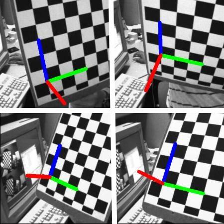 Pose Estimation OpenCV