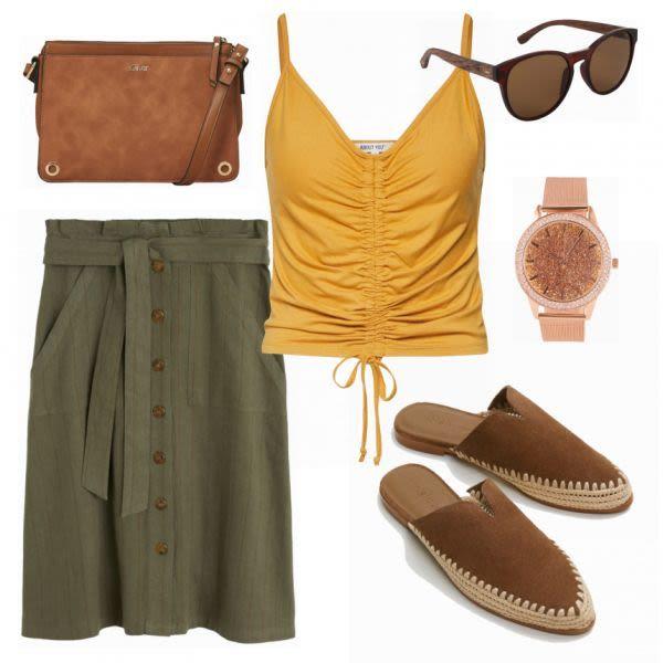 Sommer-Outfits: SummerVibes bei FrauenOutfits.de #mode #damenmode #frauenmode #o…