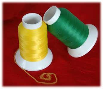 Wooly Nylon Thread Elastic 84