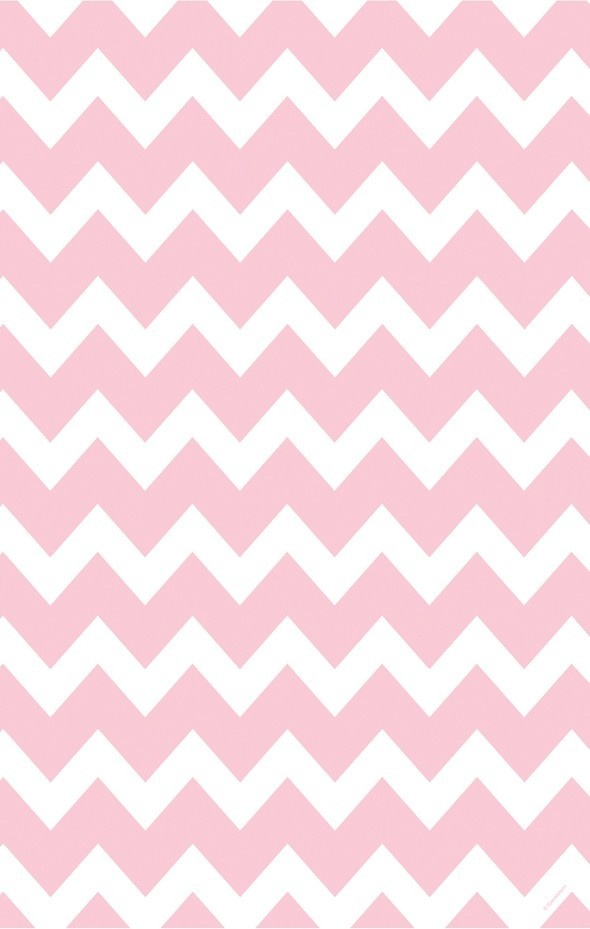 Wrapping Paper / Table Runner - Light Pink Chevron (each) cute to wrap boxes in…