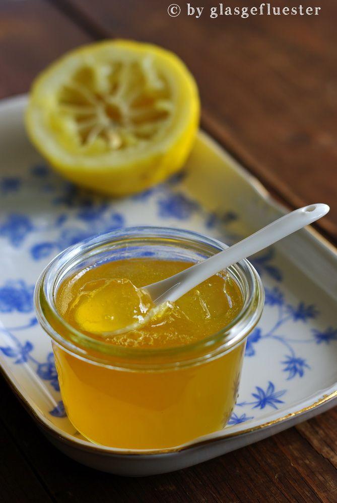 Holunder Zitrus Gelee