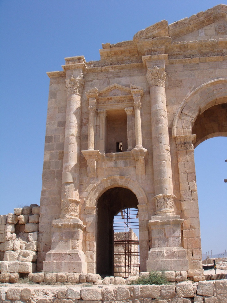 Photo Journey of Jerash