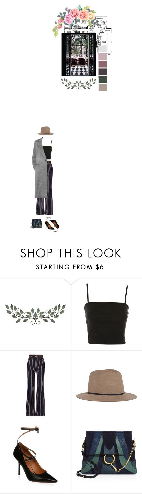 """""""Khalid – Location"""" by asminli ❤ liked on Polyvore featuring Topshop, Marc Jacobs, Janessa Leone, Vetements, Chloé and Victoria Beckham"""