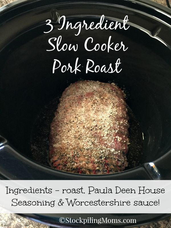 Easy pork shoulder blade roast recipes