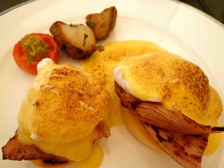 Monday: Egg Benedict