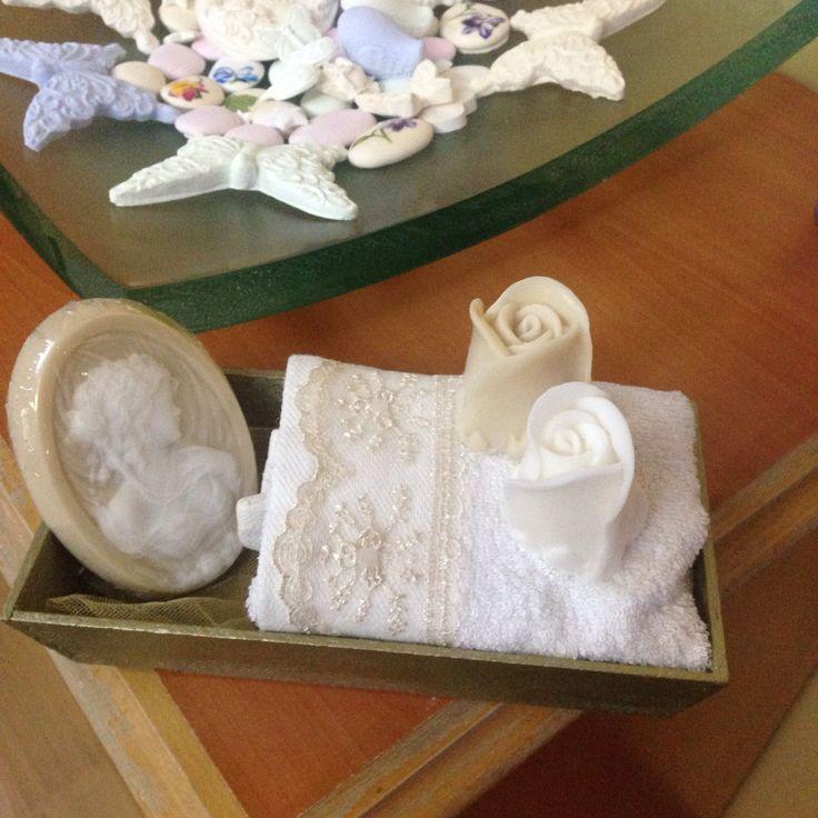 Havlu sabun
