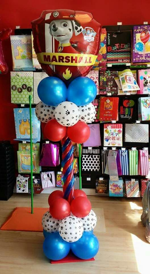 Best ideas about paw patrol balloons on pinterest