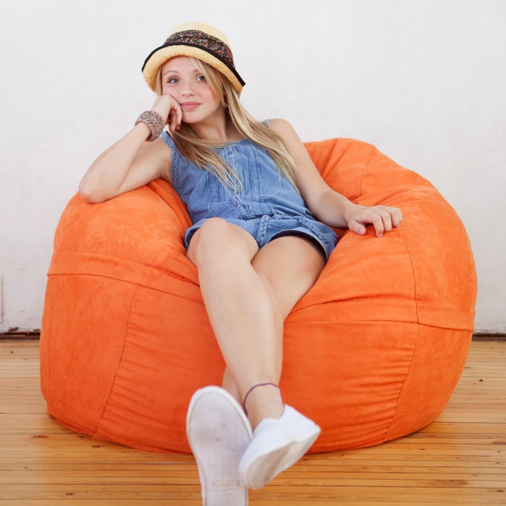 Best Buy On The Jaxx Classic Saxx 3 Foot Kids Bean Bag Designed For Tweens And Small Space