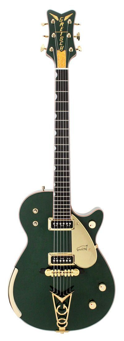 Gretsch Masterbuilt Cadillac Green Penguin Custom Shop | Rainbow Guitars