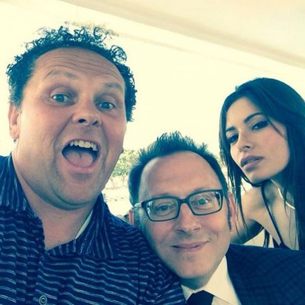 Person of Interest Kevin Chapman, Michael Emerson, Sarah Shahi