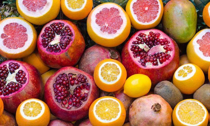 Эти продукты защитят кожу от вредного воздействия солнца
