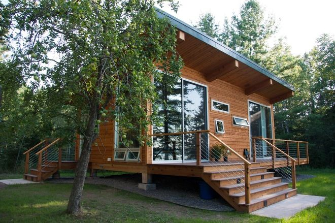 shed roof homes - Google Search
