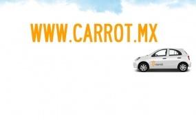 Carrot: un coche siempre disponible.