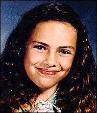 Dead at such a young age....Polly Klass abducted from her own bedroom and killed in 1993 by Richard Allen Davis