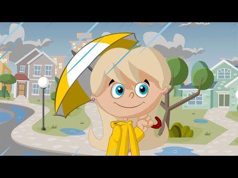 █■█ █ ▀█▀ Piosenka dla dzieci - 4 pory roku - deszcz, śnieg, wiatr i słońce  █■█ █ ▀█▀ - YouTube