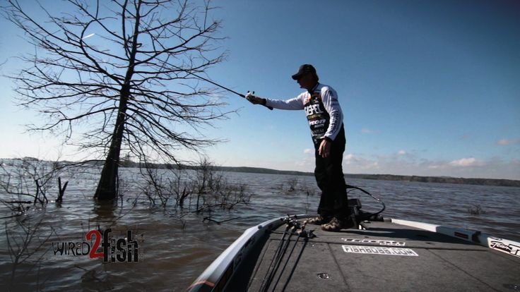 Bass fishing legend Gary Klein provides some VERY useful information on where you need to be looking for springtime bass on flooded reservoirs.