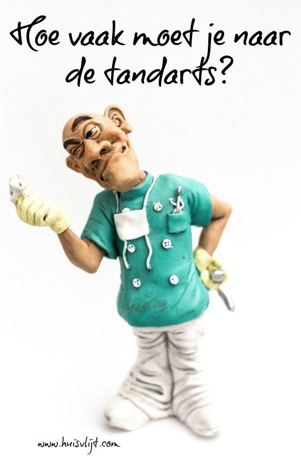 Hoe vaak naar tandarts?
