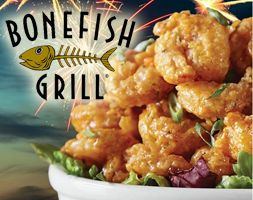Bang Bang Shrimp, Chicken or Tacos @ Bonefish Grill. Loved the one in Naples, Florida.
