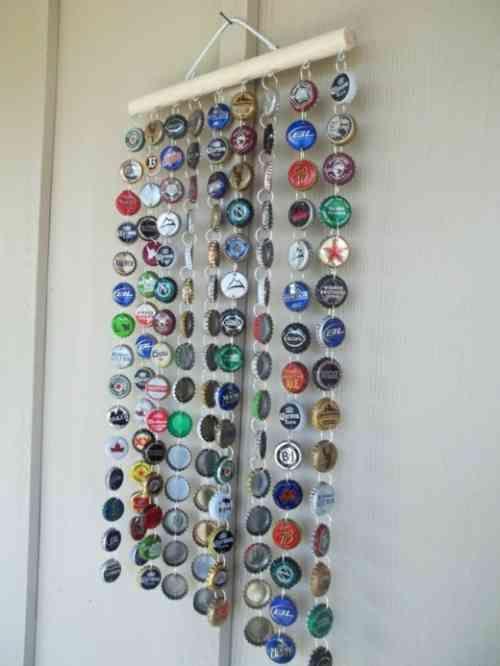17 meilleures id es propos de capsules de bouteilles de bi re sur pinterest artisanat de - Capsule de biere deco ...