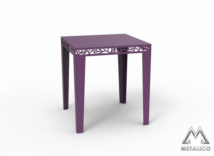 Stół ogrodowy ROSA. 16 kolorów  http://domotto.pl/p/24/4079/stol-ogrodowy-kwadratowy-rosa-65x65-cm--stoly-meble-do-wnetrz.html