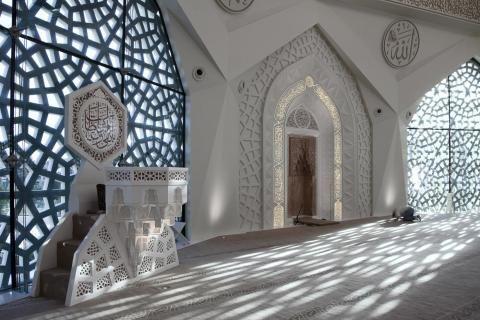 Marmara Üniversitesi İlahiyat Fakültesi Camii ve Kültür Merkezi | Hassa Mimarlık