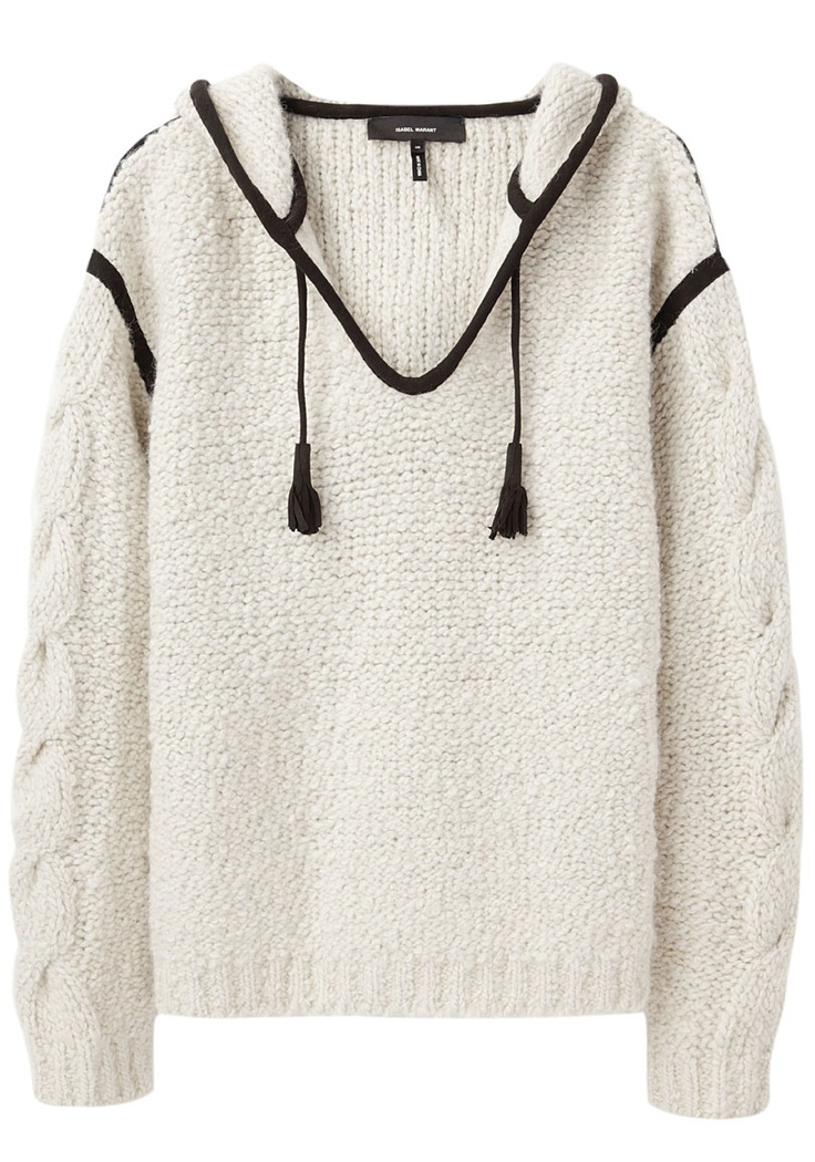 Isabel Marant / Quantin Hooded Knit