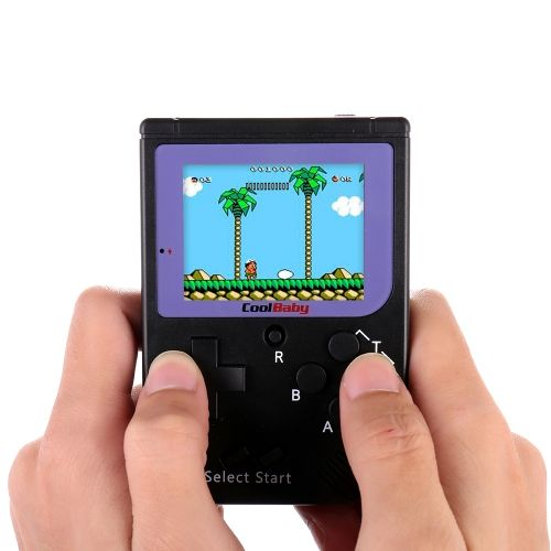 Shop best Array Pocket Handheld Video Game Console 2.2in LCD 8 Bit Mini Portable Game Player Built-in 129 Games from Tomtop.com at fast shipping. Various discounts are waiting for you!