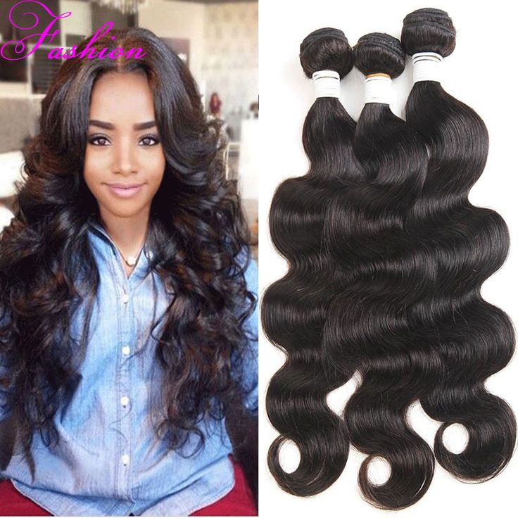 Cheap hair extensions fine hair, Buy Quality hair color pictures red directly from China hair extensions damage your hair Suppliers:         Item: Brazilian Body Wave Virgin Hair With Closure 3 Bundles 7A Human Hair Extensions Wet And Wavy Virgin Brazil