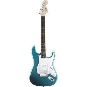VARVANTAKIS : Fender SQUIER AFFINITY STRAT LACE PLACID BLUE ΗΛΕΚΤΡΙΚΗ ΚΙΘΑΡΑ