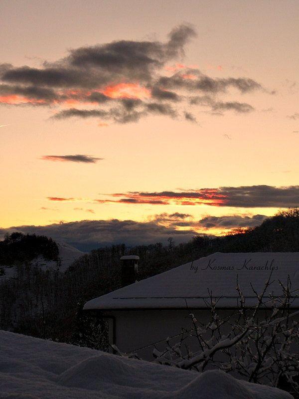 Sunrise by Kosmas Karachles on 500px