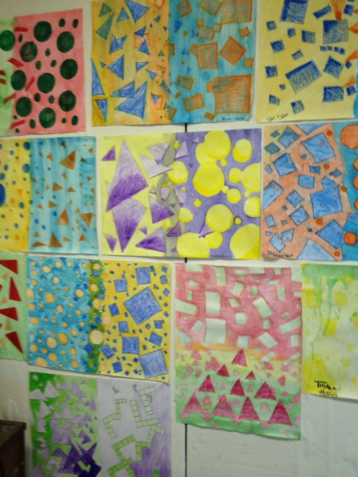 complementary colors high school art projects pinterest