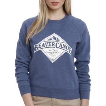 Beaver Canoe Crew Sweatshirt   Women's Sweatshirts and Hoodies Sweatshirts   Roots