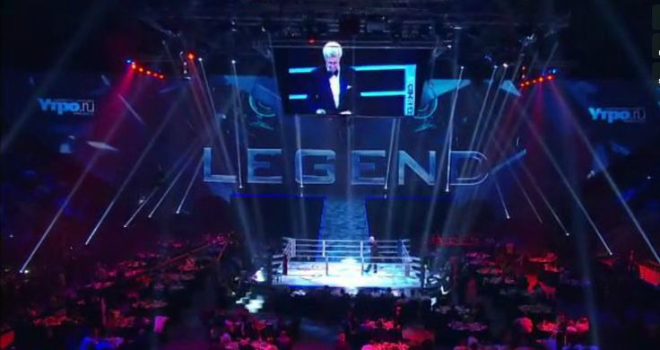 Legend Fighting Show Badr Hari, Bob Sapp, Alexander Emelianenko Full Event Video