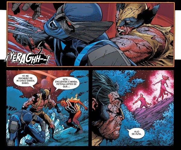 Neoverso  Uncanny Avengers   14  traici  243 n  amor  venganza y    Uncanny Avengers 14