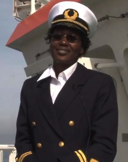 """The film, """"Women at the Helm"""" shows how the work of IMO, and others, is promoting positive change for women in shipping, and highlights first-hand experiences from those who have already succeeded."""