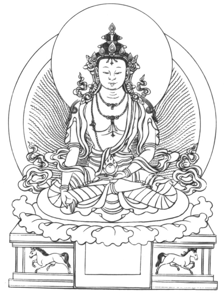 coloring pages buddah - photo#39