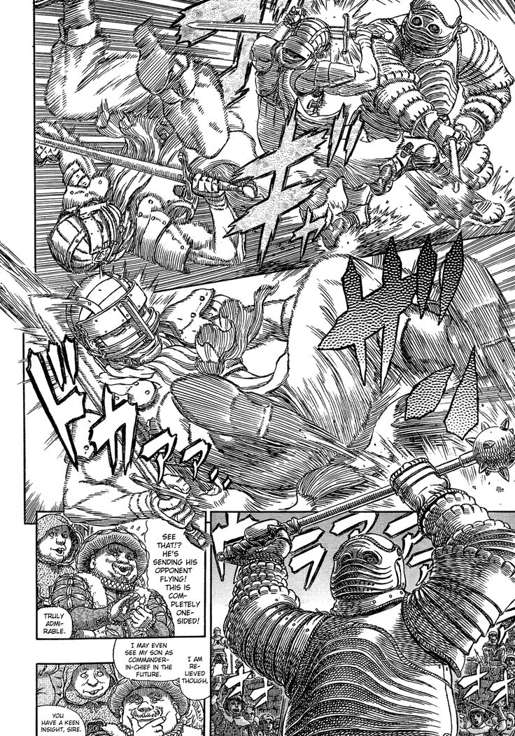 Page #6 | Read Berserk - The Spring Blossoms of Another Day 3 Online - Mangasaurus, Read Manga Online!