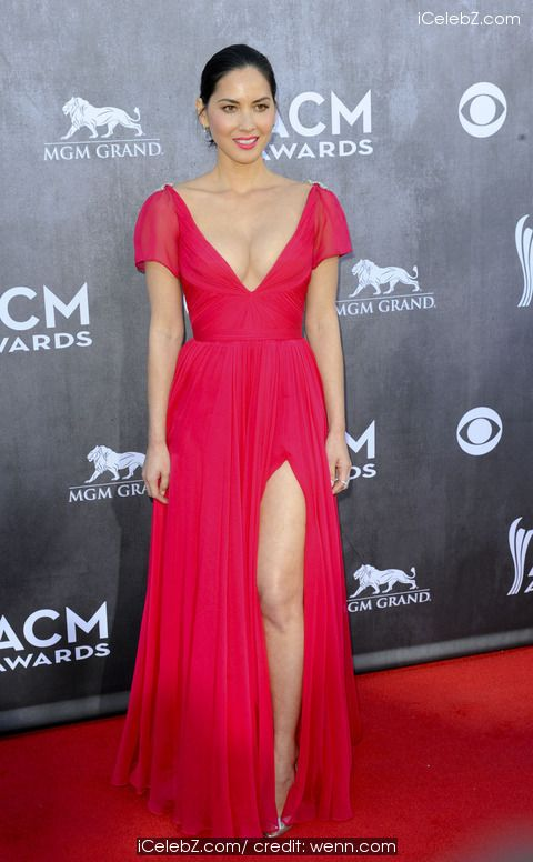 Olivia Munn 49th Annual Academy of Country Music Awards at MGM Grand Resort and Casino http://www.icelebz.com/events/49th_annual_academy_of_country_music_awards_at_mgm_grand_resort_and_casino/photo106.html
