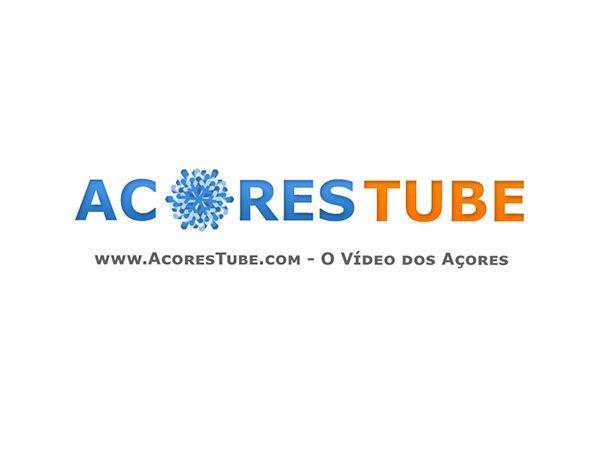 AcoresTube logo on Behance