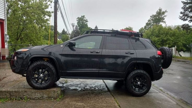 2014 2017 Jeep Cherokee Lift Kit Trailhawk Ad1 Ad2
