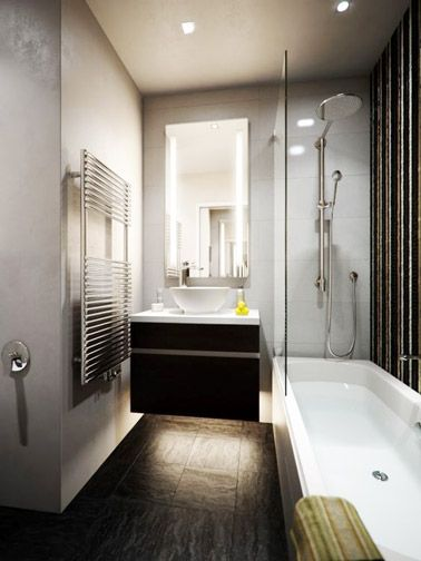31 best SALLE DE BAIN images on Pinterest Bathroom, Bathrooms and