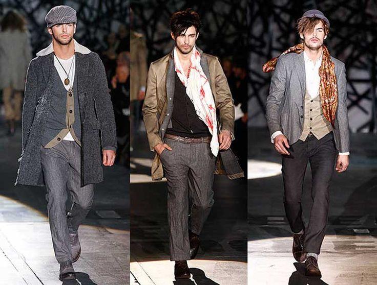 european bohemian fashion   ... Commandments of Style - Part 1 » Page 3 of 5 » Men Style Fashion