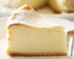 Cheesecake au fromage blanc et aux speculoos (facile, rapide) - Une recette CuisineAZ