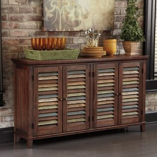 Shop for Signature Designs by Ashley Mestler Dark Brown Dining Room Server. Get free delivery at Overstock.com - Your Online Furniture Shop! Get 5% in rewards with Club O!