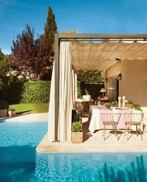 1000 images about backyard oasis on pinterest for Garden oases pool