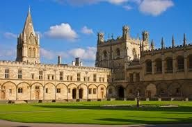 the church of oxford: As well as being a college, Christ Church is also the cathedral church of the diocese of Oxford, namely Christ Church Cathedral.