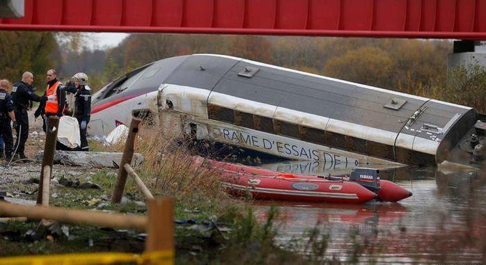 Tren de alta velocidad descarrila en Estrasburgo y deja al menos 10 muertos | Radio Panamericana